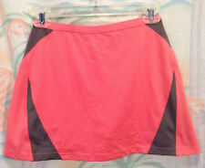 Bolle Women's Tennis Skort Size XS Pink Skirt with Shorts Golf Sports