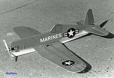 1/2-A Plans: Sarpolus F4U Corsair
