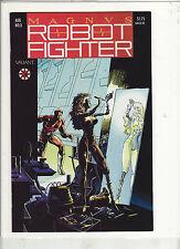 MAGNUS ROBOT FIGHTER #3 VF/NM
