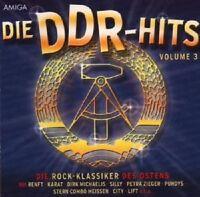 DIE DDR HITS VOL.III MIT PUHDYS UVM CD NEU