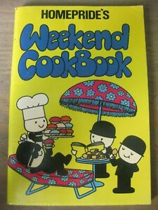 HOMEPRIDE'S Weekend Cookbook 1973