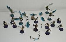 Sammlung Warhammer Figuren - bemalt