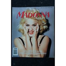 MADONNA HER COMPLETE STORY AN UNAUTHORIZED BIOGRAPHY BY DAVID JAMES PI PUBLICATI