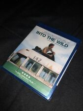 Into the Wild (Blu-ray Disc, 2008, Widescreen) NEW