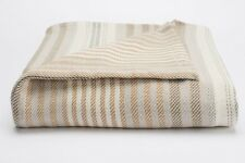 CHAPS Home BLANKET Size: KING New SHIP FREE 100% Cotton Yarn-Dyed Woven