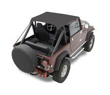 Bestop Black Crush TRADITIONAL BIKINI TOP Jeep M-38A1 / CJ-5 / CJ- 6 #52505-01