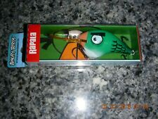 Rapala Angry Birds DT-10,DT-10,,Green Bird Lure