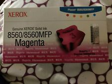 Xerox Genuine MAGENTA Solid Ink |  PHASER 8560/8560MFP | 108R00724 | Sealed
