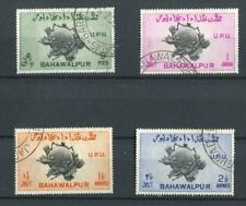 Bahawalpur 1949 U.P.U. set p17.5x17 SG43/6 very fine used