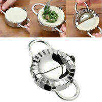 Dumpling Mould Stainless Steel Ravioli Pie Cutter Mold Pastry Tool Dough Maker L