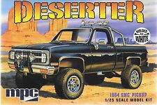 MPC 1984 GMC Pickup, 'Deserter' in 1/25 847 ST