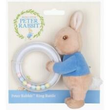 Beatrix Potter Peter Rabbit Flopsy Rattle & Comfort Blanket Gift Set BP1663