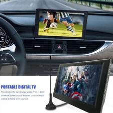 Freeview 1080P HDMI HD 14'' Portable TV Digital Television Player PVR/USB 12V UK