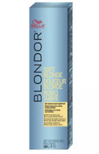 Wella Blondor Soft Blonde Cream Lighter, 7 oz Hair lightener , Color Remover..