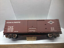New ListingBrass Usra Box Car T&P #50738 custom pntd. O scale, imported by Pacific Limited
