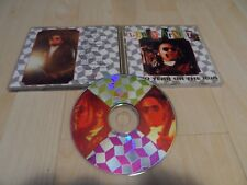 LENNY KRAVITZ - TWO YEARS ON THE RUN (SCARCE ITALIAN PRESSED 1991 CD ALBUM)