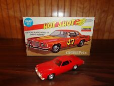 '77 Issued Lindberg 1/32 Hot Shot Pontiac Grand Prix 1/32 Snap Fit RARE Model