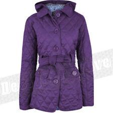 Manteaux et vestes violette en polyester pour femme taille 40