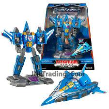 "Year 2006 Hasbro Transformers Titanium Die-Cast 6"" Decepticon THUNDERCRACKER"