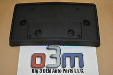 2012-2014 Cadillac CTS Sedan Coupe Front License Plate Bracket new OEM 22740617