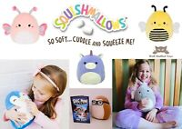Squishmallows - 7.5 inch Super Soft Squishy Plush Pillow Pet Toy