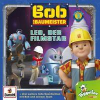 BOB DER BAUMEISTER - 003/LEO, DER FILMSTAR   CD NEW