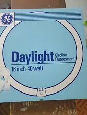 GE Daylight Circline Fluorescent 16 Inch 40 Watt