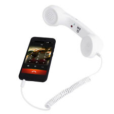 Retro Radiation Proof Telephone Handset Phone Classic Receiver For iPhone