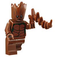 LEGO MARVEL SUPER HEROES GROOT MINIFIGURE (SPLIT FROM 76102)