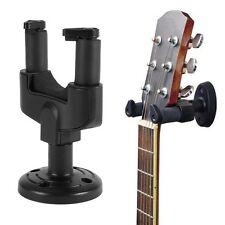 Gitarre Wand Halterung Gitarrenwandhalter-Guitar Ständer Zubehör Hänger Black;
