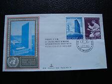 VATICAN - enveloppe 1er jour 4/10/1965 (cy28)