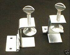 SCREEN PRINT HINGE CLAMPS / TABLETOP OR JIFFY CLAMPS