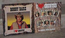 Bobby Bare/ I love country ( 1985)