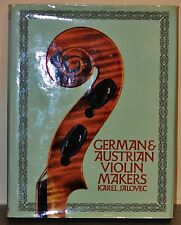 More details for german and austrian violin makers jalovec 1st edition
