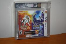 Pokemon Sun & Moon Dual Pack w/Steelbook (3DS) NEW SEALED MINT AMAZON VGA 90+!