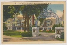 USA postcard - Wentworth Hall in the White Mountains at Jackson, N.H - P/U