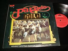 EUROPA MARCH ORCHESTRA<>PARADE IN GOLD<>Lp Vinyl<>Can Pressing<>POLYDOR 2371 713