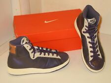 Nike Recognition High Basketball Athletic Purple Abyss Sneakers Shoes Womens 8.5