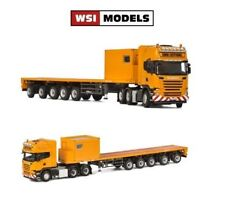 Scania WSI Contemporary Manufacture Diecast Trailers