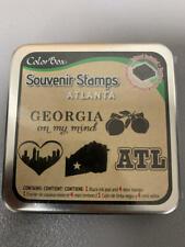 CLEARSNAP ColorBox Souvenir Stamps, Atlanta