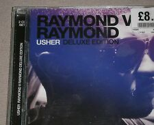 Usher - Raymond v. Raymond (2010) CD ALBUM DELUXE EDITION 2 CD SET JIVE / SONY
