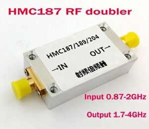Frequency Multiplier Input 0.87-2GHz Output 1.7-4GHz Frequency Doubler