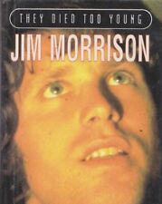 Like New, Jim Morrison (They Died Too Young S.), Lewis, Jon E, Hardcover