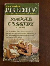 Jonathan Bayliss's copy of Maggie Cassidy by Jack Kerouac (1959 1st ed)
