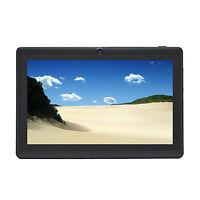 "iRULU 7"" 8GB/16GB Android 4.4 Tablet PC Quad Core Dual Cameras WIFI w/ Keyboard"