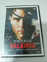 Valkiria Tom Cruise - DVD Español Nueva - 1T
