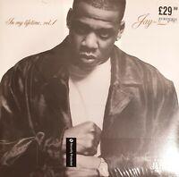 Jay-Z In My Lifetime Vol.1 Album - 2 x Vinyl LP Record - Read