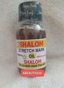 Shalom stretch mark oil x1