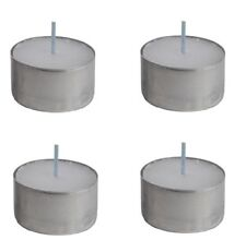 8 Hour Burn Tealight Tea Light Candles Long Burn Bulk Night Lights 20,50 or 100