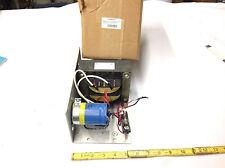 PowerVolt BVU75FU6401-1 Stepper Motor DC Power Supply 120VAC 62VDC@5A. NOS